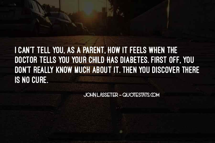 Your First Child Quotes #900628