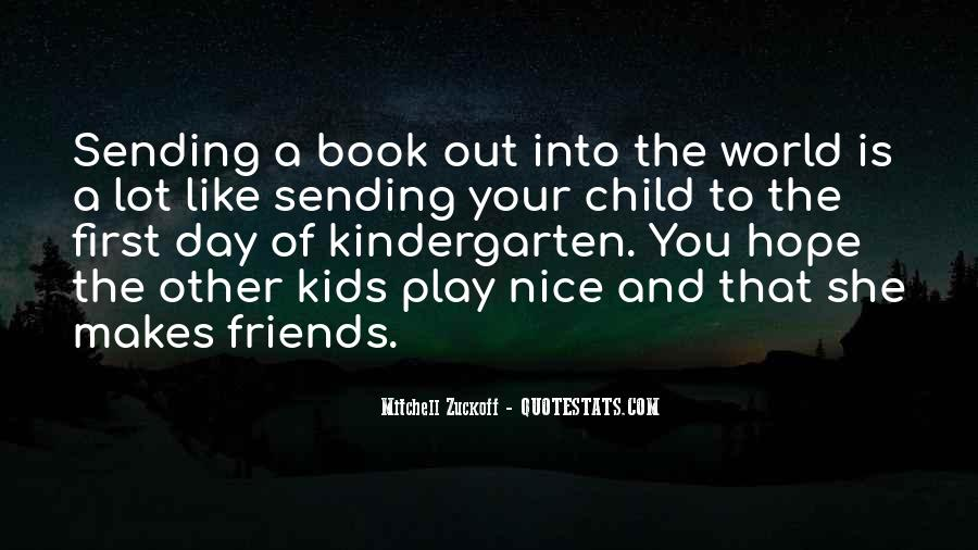 Your First Child Quotes #962924