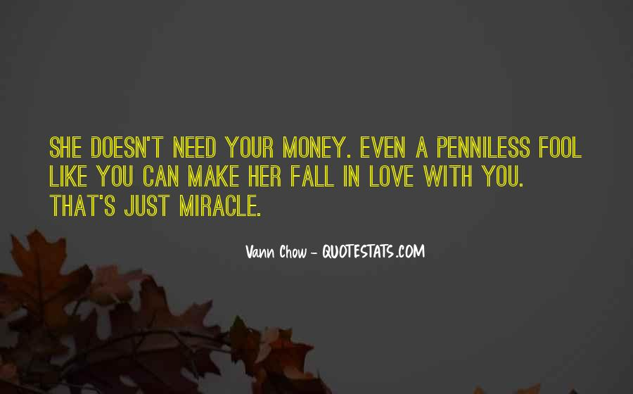 Your In Love With Her Quotes #1054086