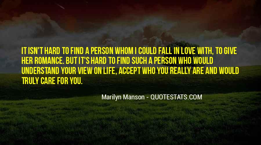 Your In Love With Her Quotes #1486258