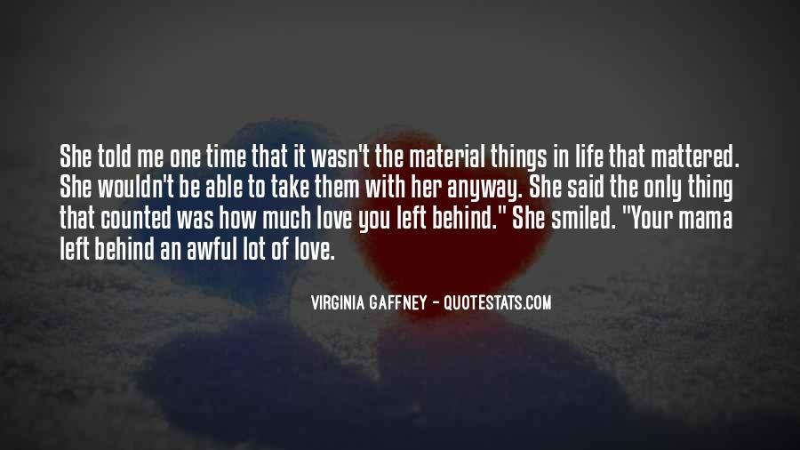 Your In Love With Her Quotes #1519859