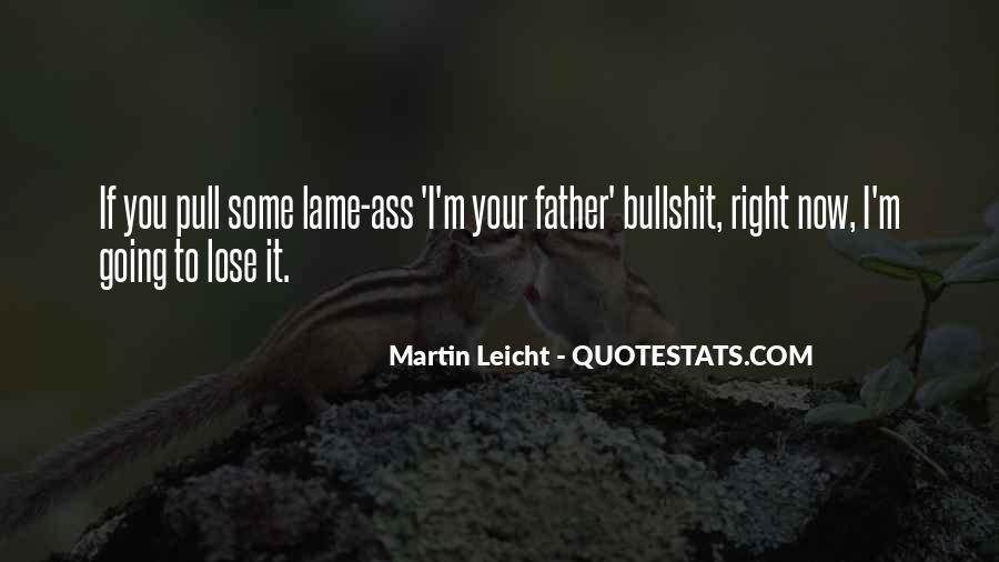 Your Lame Quotes #1752011