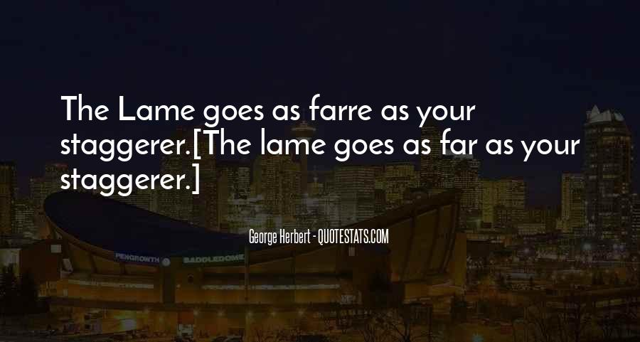 Your Lame Quotes #1814509