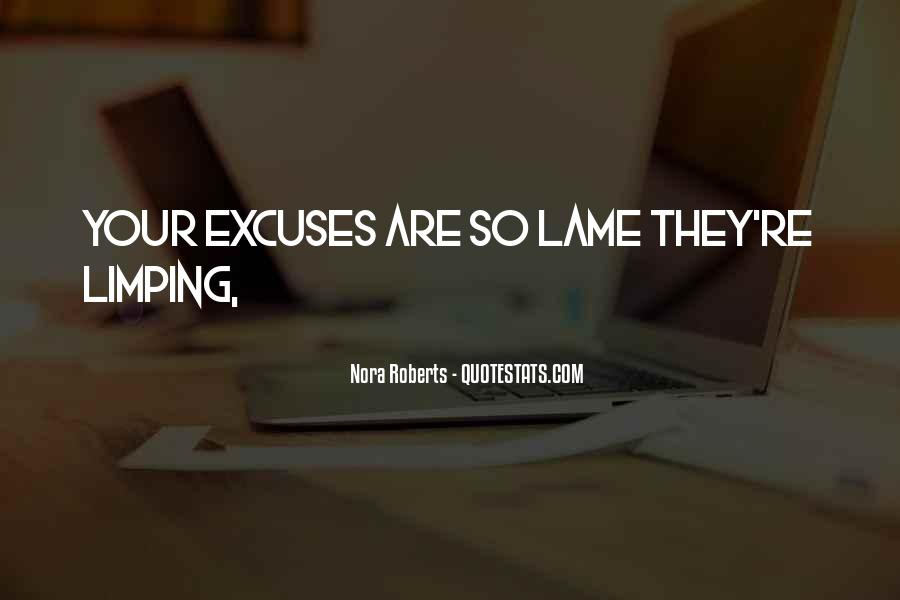 Your Lame Quotes #598893