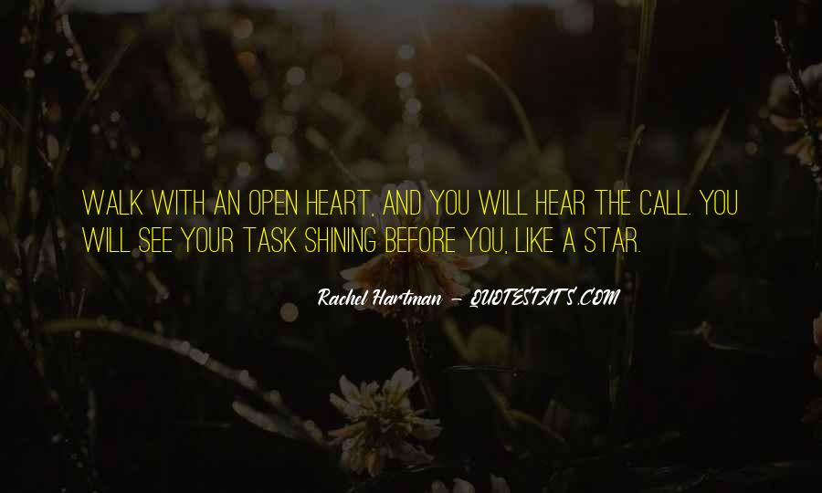 Your Like A Star Quotes #1294337