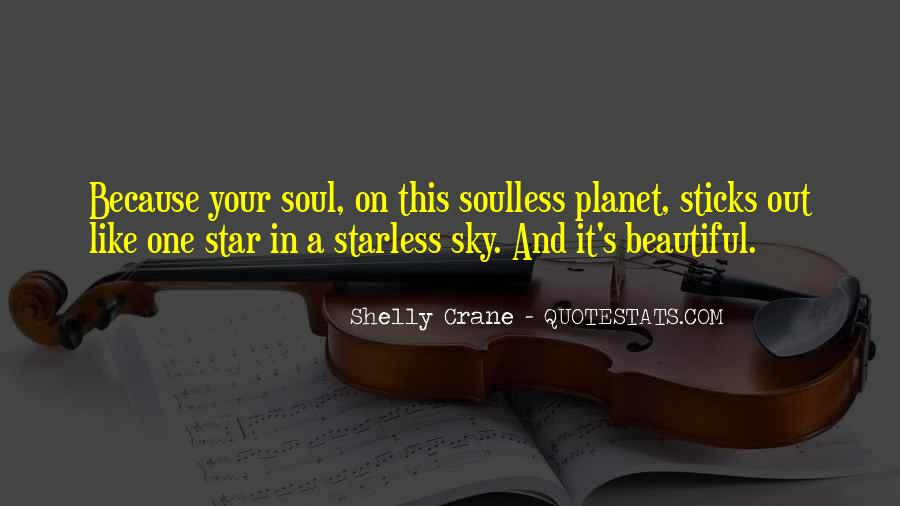 Your Like A Star Quotes #509671