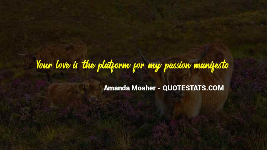 Your Love Is My Quotes #233021