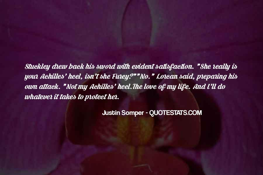 Your Love Is My Quotes #288972