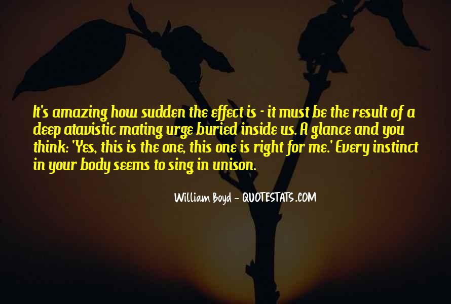 Your Love To Me Quotes #102279