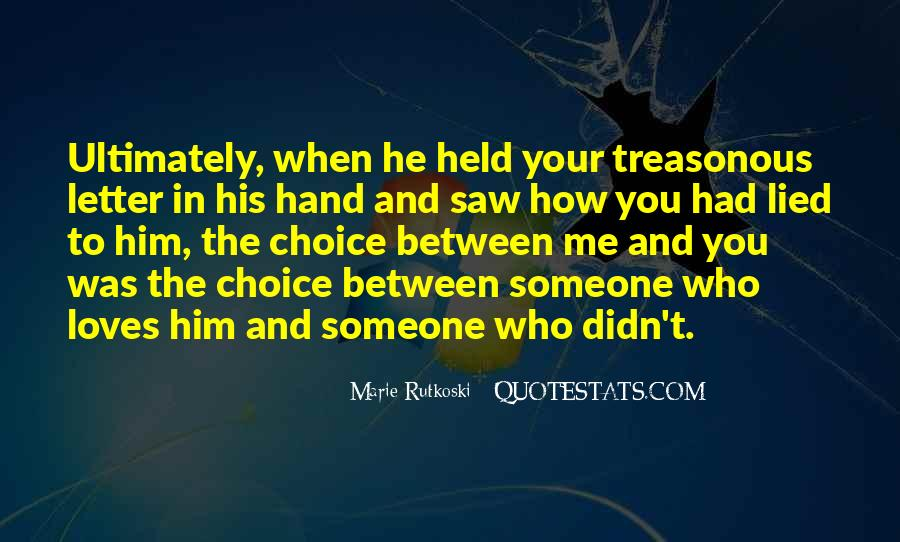 Your Love To Me Quotes #75249