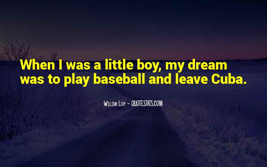 Your My Dream Boy Quotes #788241