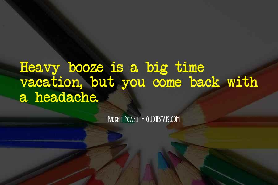 Your My Headache Quotes #230035