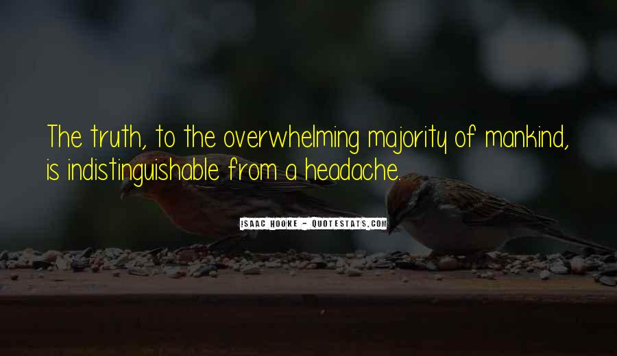 Your My Headache Quotes #267505