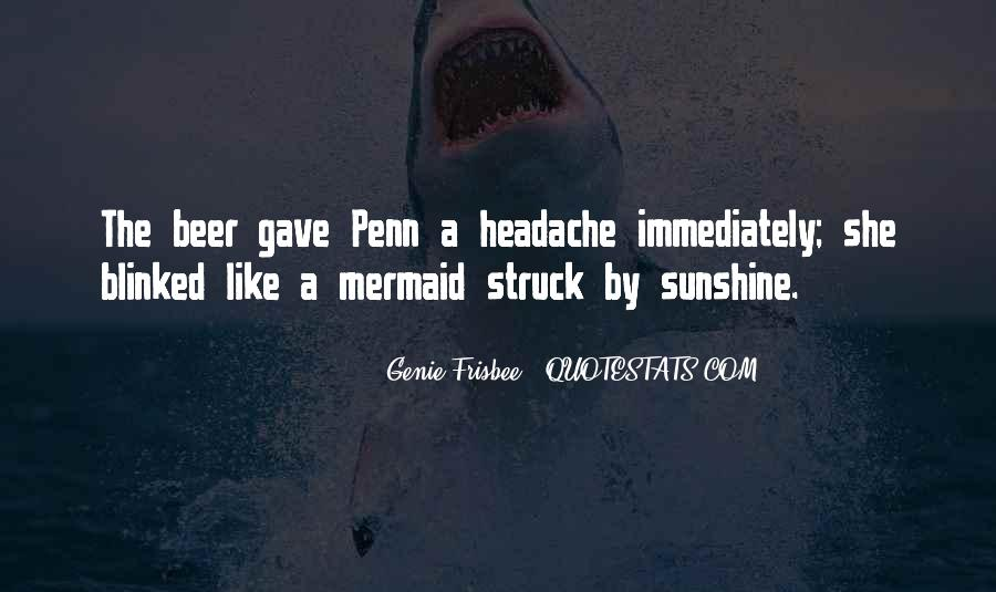 Your My Headache Quotes #581680