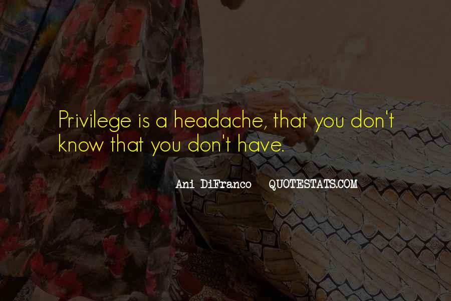 Your My Headache Quotes #624119