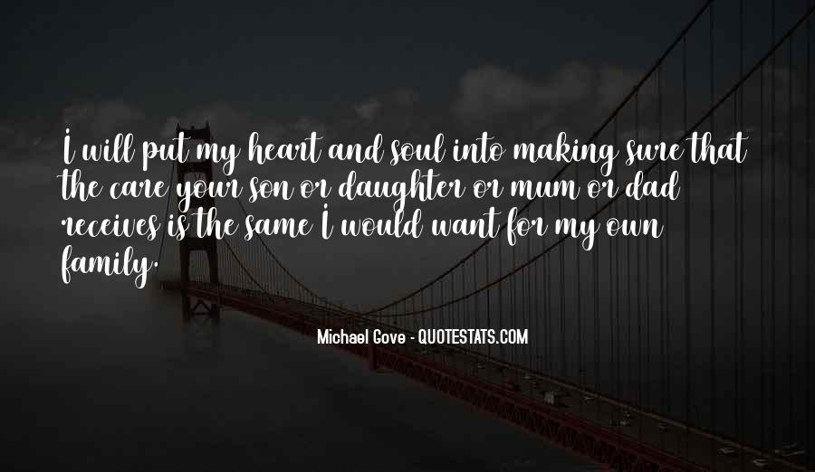 Your My Heart And Soul Quotes #1687223