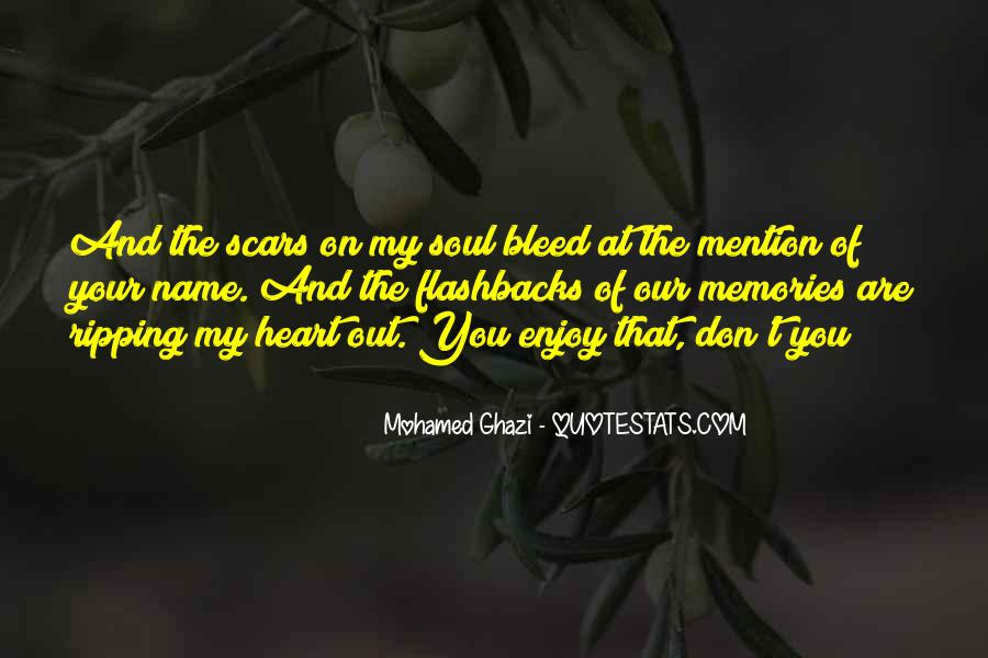Your My Heart And Soul Quotes #207206