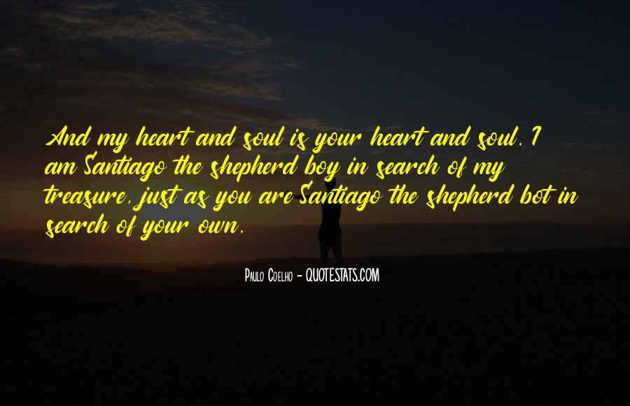 Your My Heart And Soul Quotes #315364