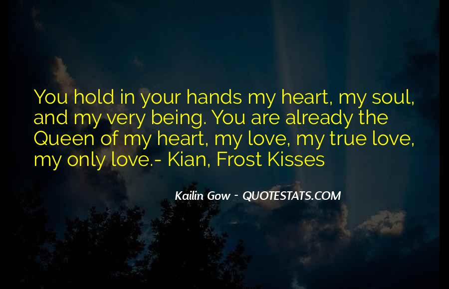 Your My Heart And Soul Quotes #40690