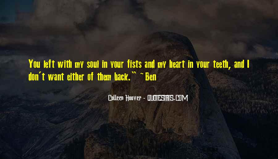 Your My Heart And Soul Quotes #776262