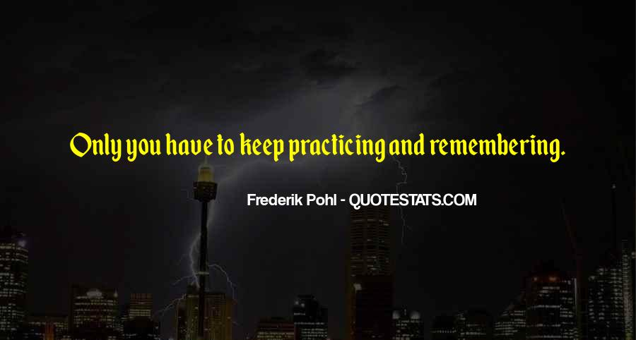 Quotes About Not Remembering The Past #28504