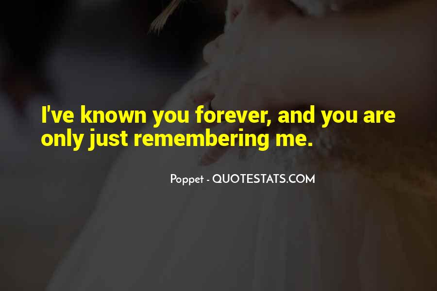 Quotes About Not Remembering The Past #35150