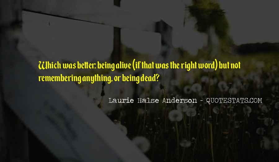 Quotes About Not Remembering The Past #77786