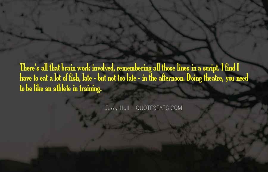 Quotes About Not Remembering The Past #88354