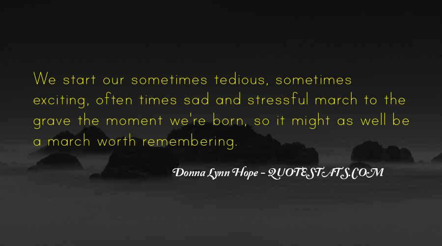 Quotes About Not Remembering The Past #89134