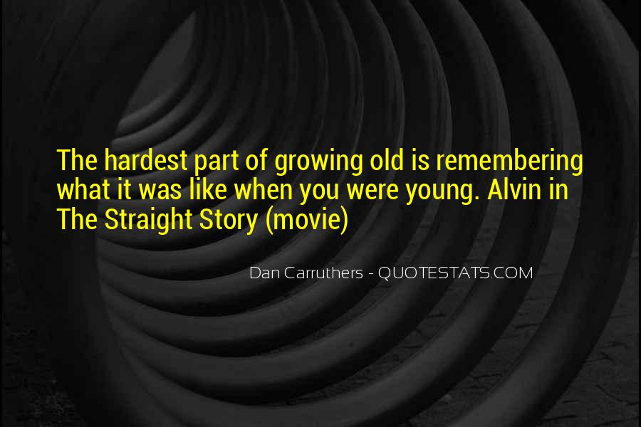 Quotes About Not Remembering The Past #9862
