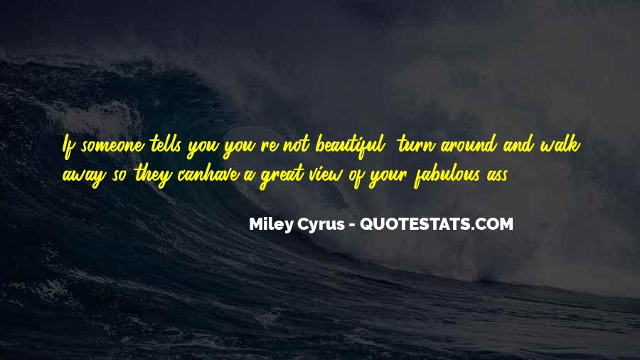 Your Not Beautiful Quotes #132013