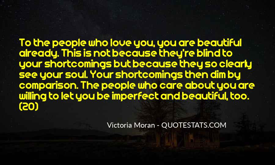 Your Not Beautiful Quotes #435255