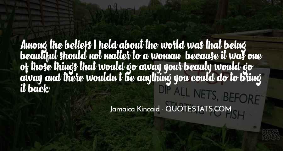 Your Not Beautiful Quotes #499004