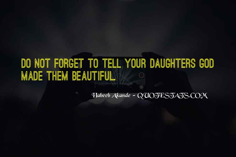 Your Not Beautiful Quotes #529777