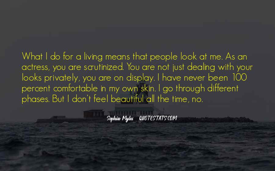 Your Not Beautiful Quotes #889569