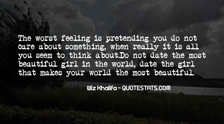 Your Not Beautiful Quotes #920964