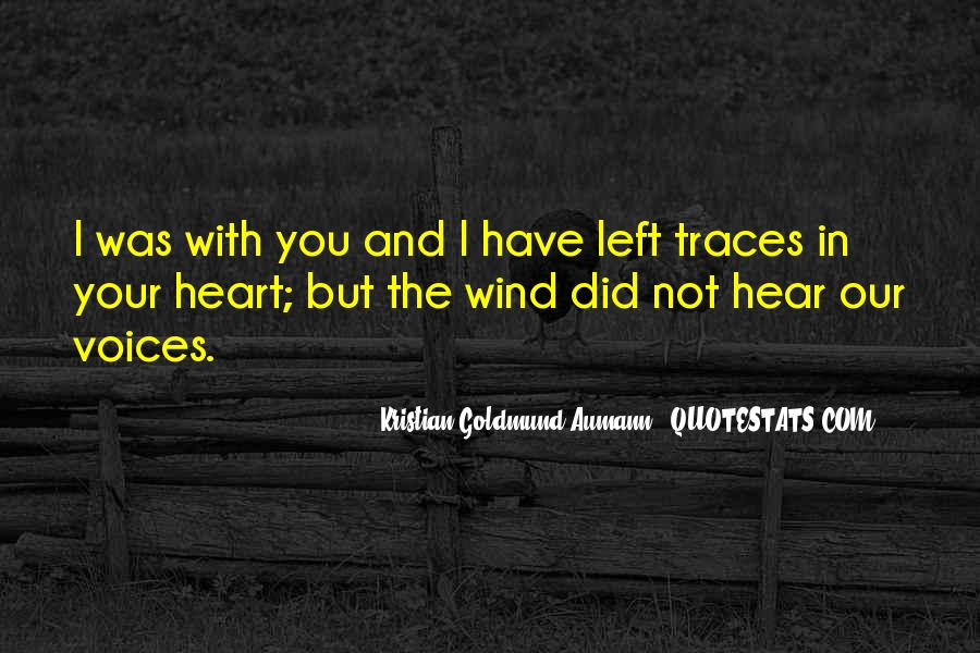 Your Not In Love Quotes #112504