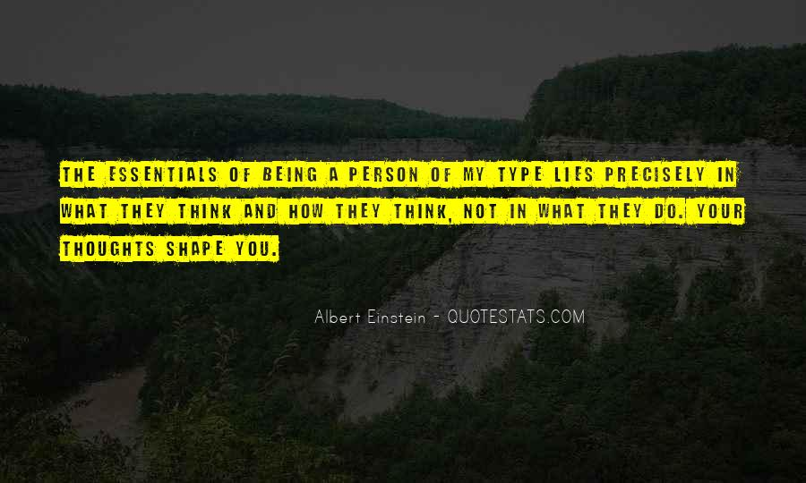 Your Not My Type Quotes #1387298