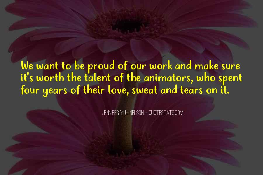 Your Not Worth My Tears Quotes #1061690