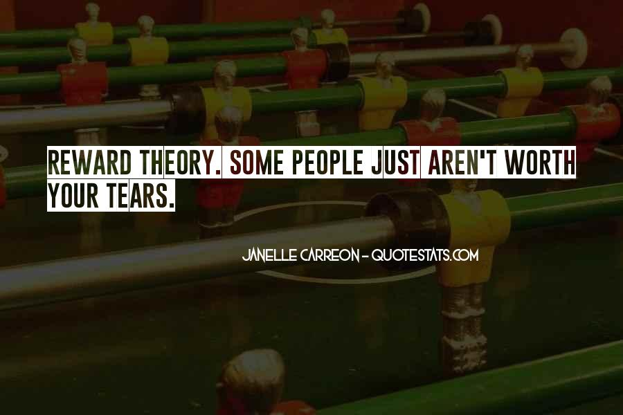 Your Not Worth My Tears Quotes #295631