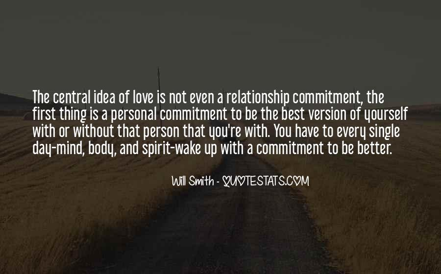 Your On My Mind Love Quotes #26959