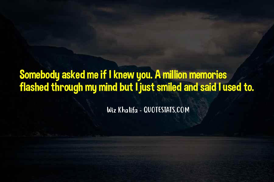 Your One In A Million Quotes #12688