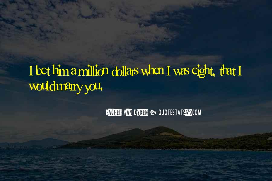 Your One In A Million Quotes #18476