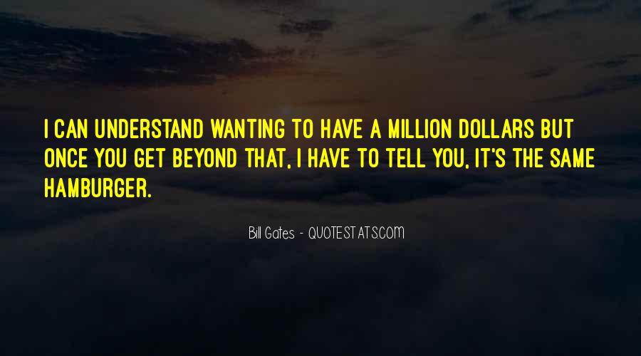 Your One In A Million Quotes #19064