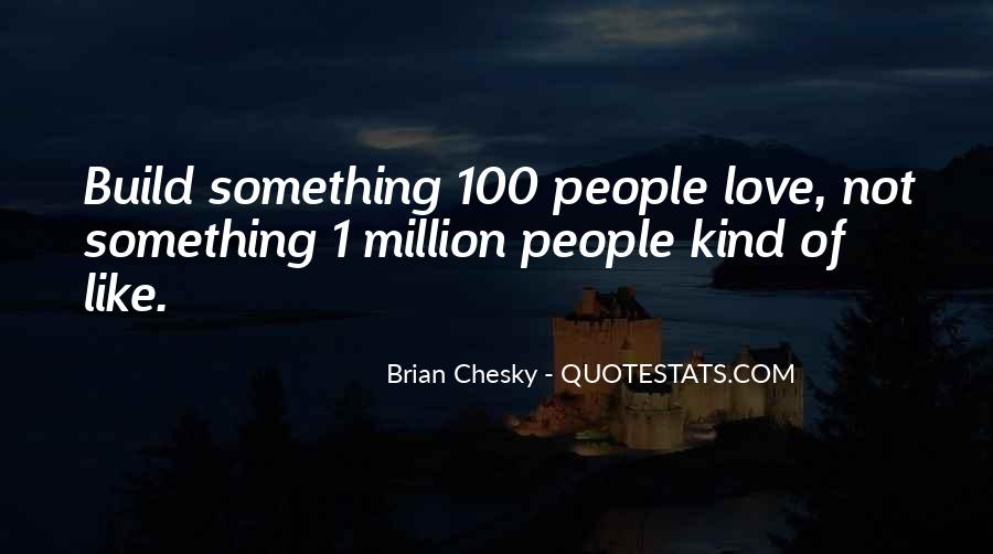Your One In A Million Quotes #7015