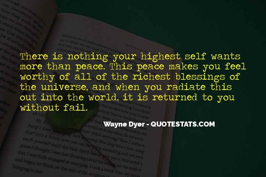 Your Out Of This World Quotes #388053
