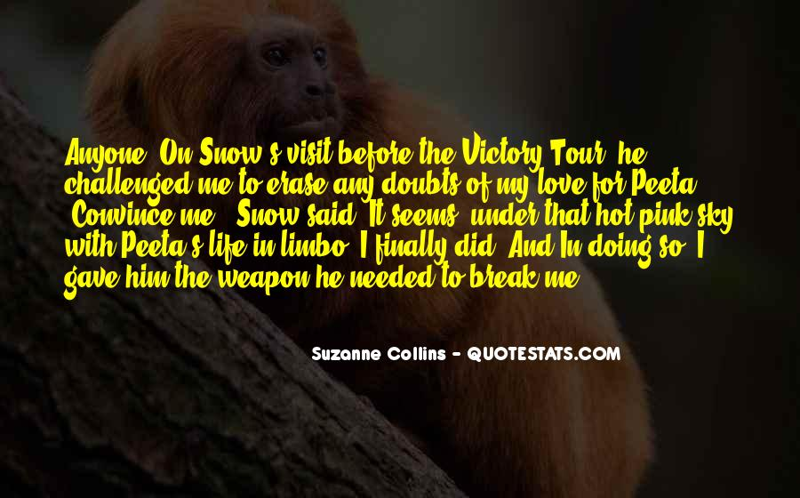 Quotes About Doubts In Life #1656072