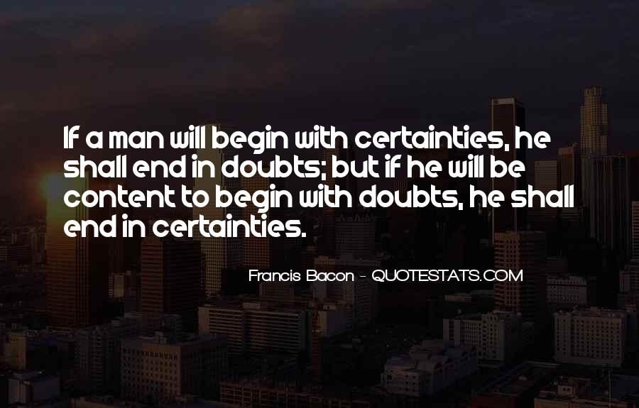 Quotes About Doubts In Life #1829061