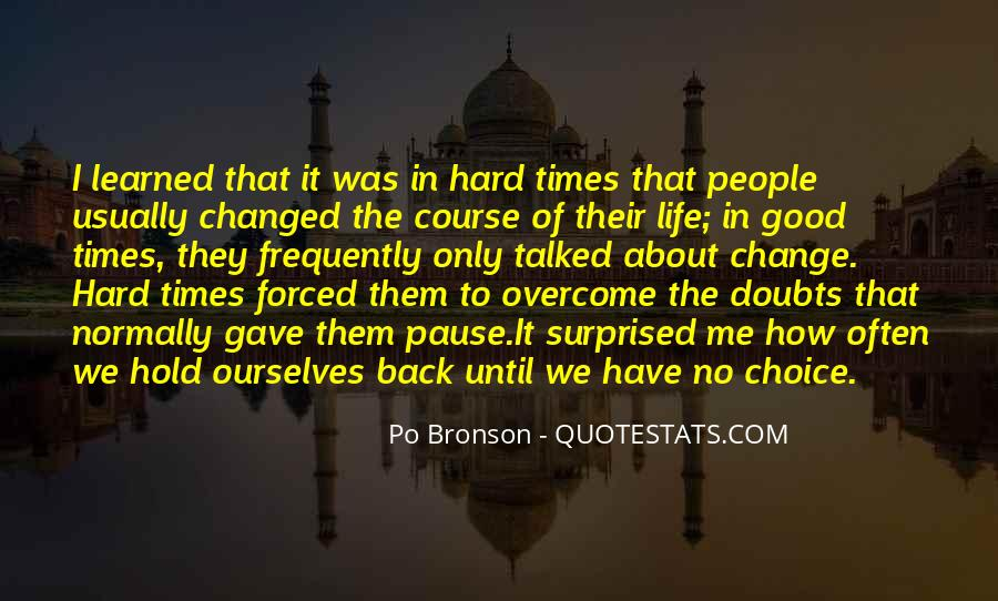 Quotes About Doubts In Life #565042