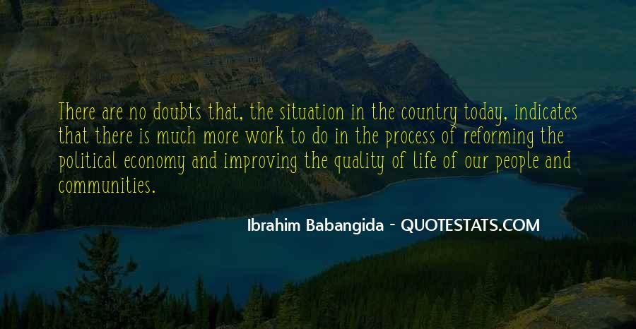 Quotes About Doubts In Life #571318